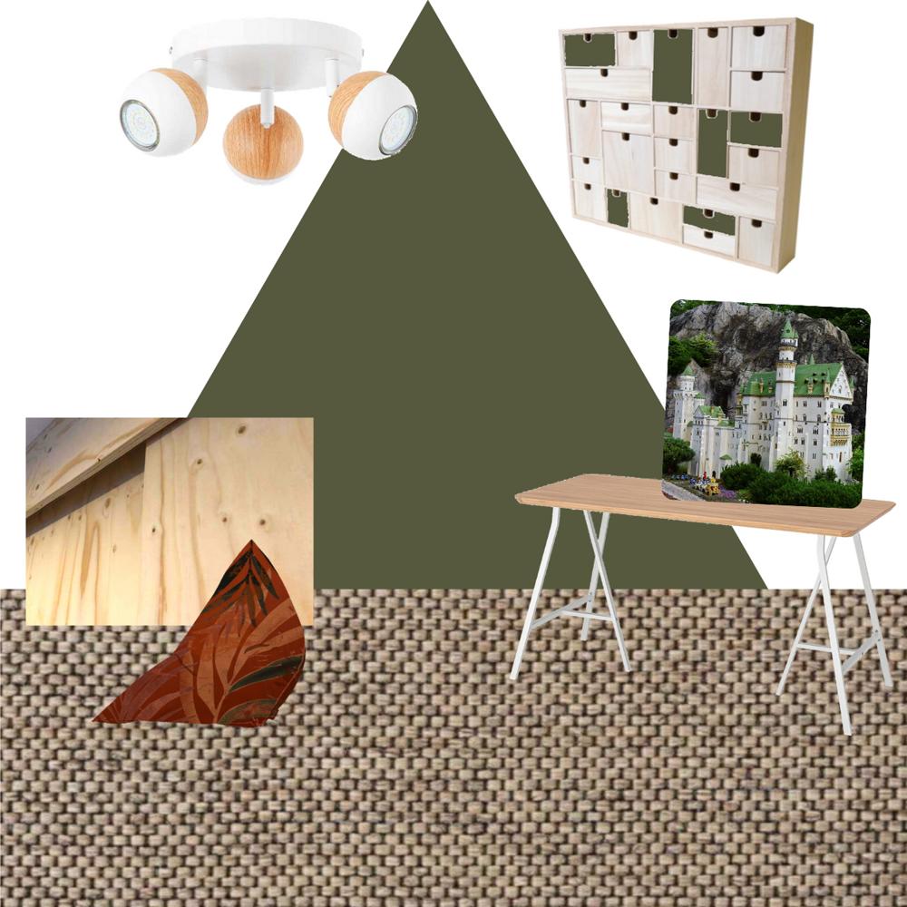 meubelplan legokamer moodboard