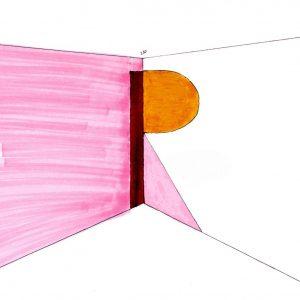 grafische r colour blocking