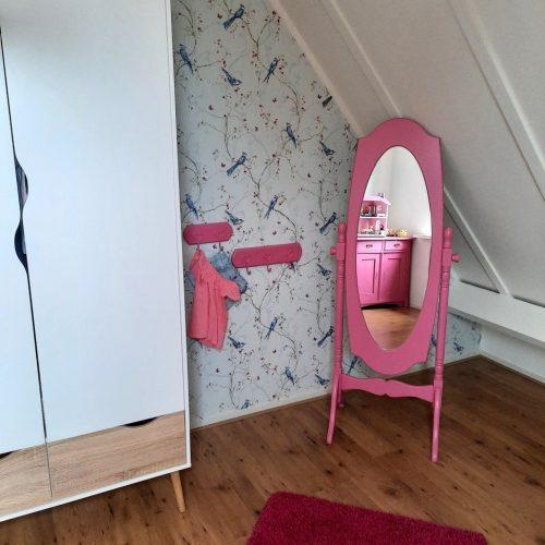 kinderkamerstyling romantisch Scandinavisch Kinderkamerstylist Nanda's Styling