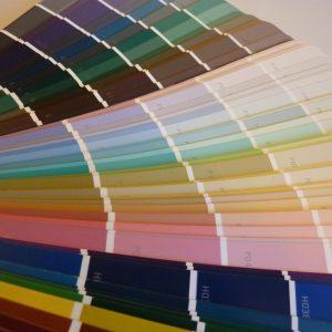 kleurenwaaier iii